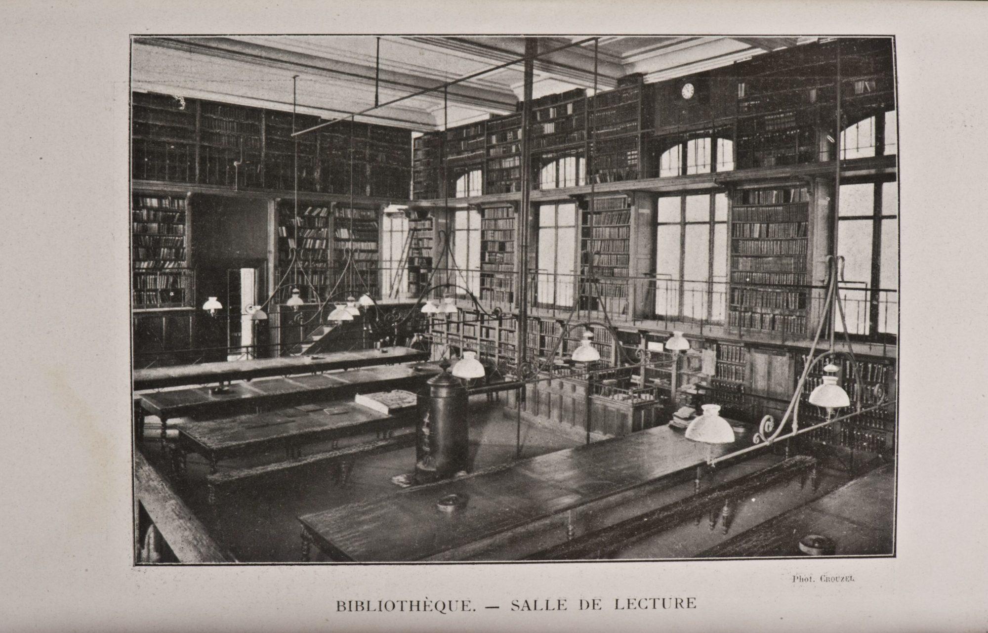 dans : J. Barbot, Chroniques de la faculté de médecine, 1905